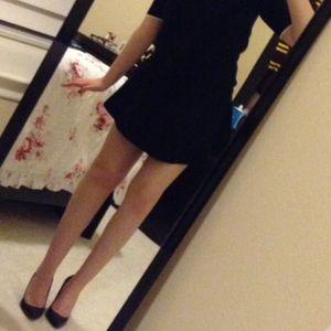 Zara knitwear collection skirt